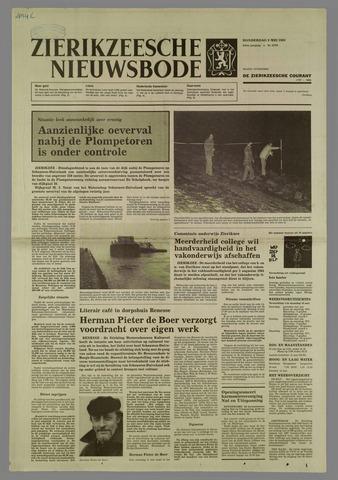 Zierikzeesche Nieuwsbode 1985-05-09