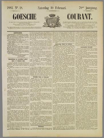 Goessche Courant 1883-02-10
