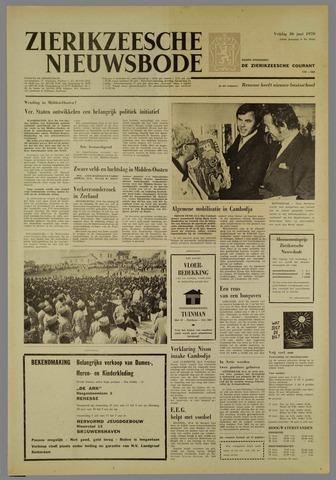Zierikzeesche Nieuwsbode 1970-06-26