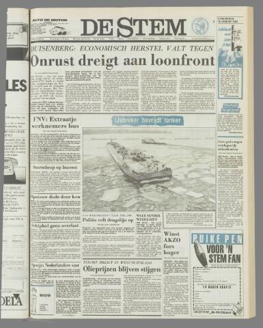 de Stem 1985-01-10