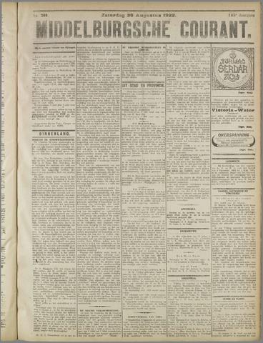 Middelburgsche Courant 1922-08-26