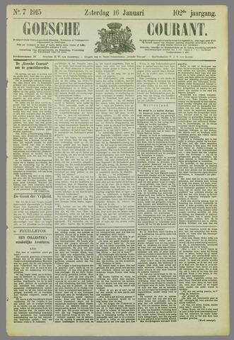 Goessche Courant 1915-01-13
