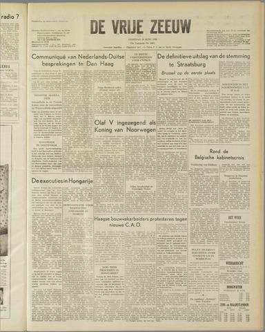 de Vrije Zeeuw 1958-06-24