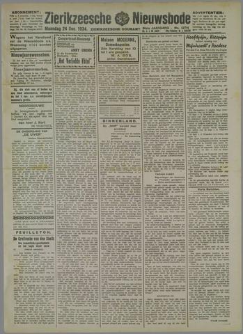 Zierikzeesche Nieuwsbode 1934-12-24