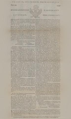 Middelburgsche Courant 1795-02-07