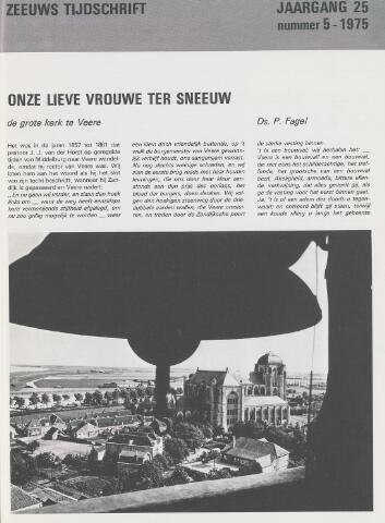 Zeeuws Tijdschrift 1975-09-01