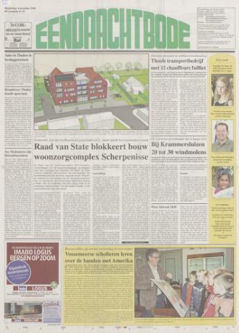 Eendrachtbode (1945-heden)/Mededeelingenblad voor het eiland Tholen (1944/45) 2010-11-04