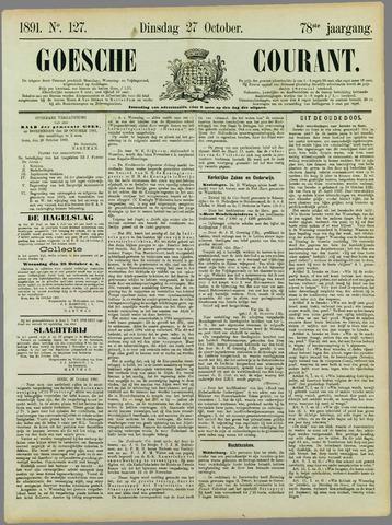 Goessche Courant 1891-10-27