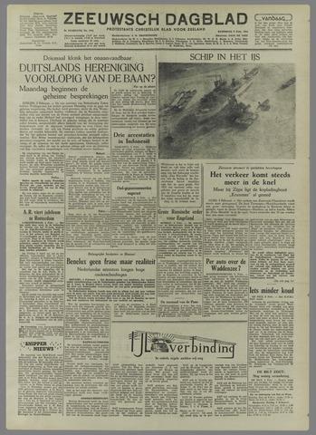 Zeeuwsch Dagblad 1954-02-06