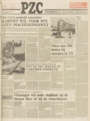 Provinciale Zeeuwse Courant 1974-04-05