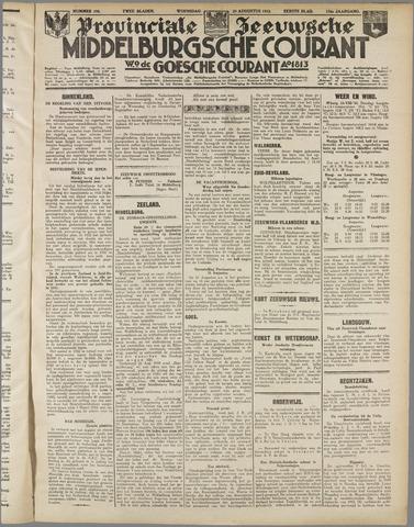 Middelburgsche Courant 1933-08-23