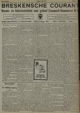Breskensche Courant 1937-07-09