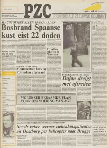 Provinciale Zeeuwse Courant 1979-08-08