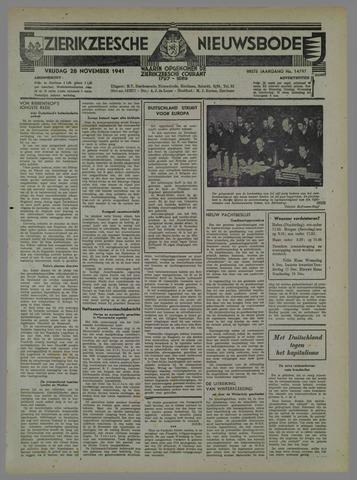 Zierikzeesche Nieuwsbode 1941-10-30