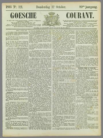 Goessche Courant 1893-10-12