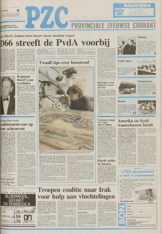 Provinciale Zeeuwse Courant 1991-04-17