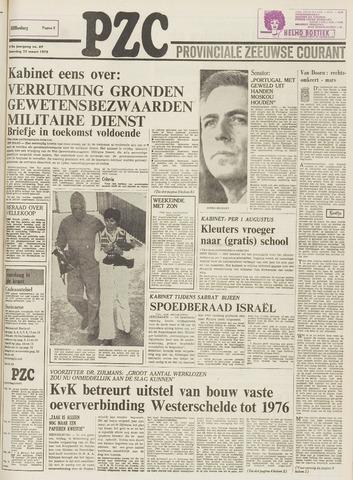 Provinciale Zeeuwse Courant 1975-03-22