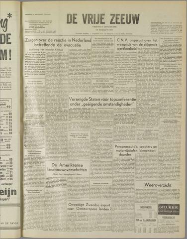 de Vrije Zeeuw 1958-01-17