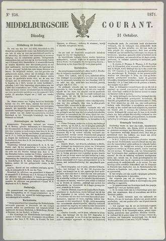 Middelburgsche Courant 1871-10-31