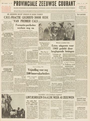 Provinciale Zeeuwse Courant 1965-04-30