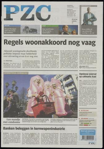 Provinciale Zeeuwse Courant 2013-02-14