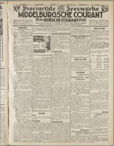 Middelburgsche Courant 1936-02-05