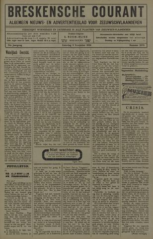 Breskensche Courant 1924-11-08
