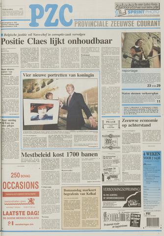 Provinciale Zeeuwse Courant 1995-10-07