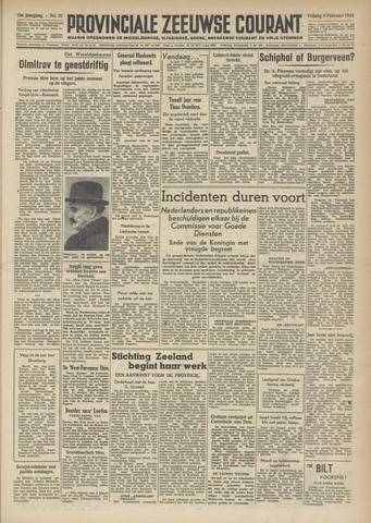 Provinciale Zeeuwse Courant 1948-02-06