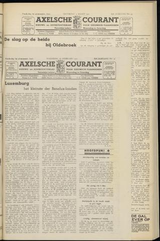 Axelsche Courant 1951-02-28