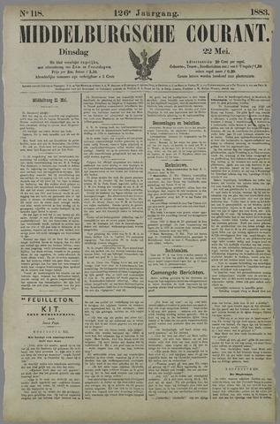 Middelburgsche Courant 1883-05-22