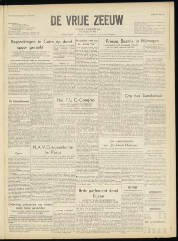 de Vrije Zeeuw 1956-09-07