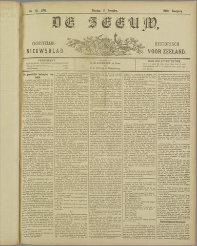 De Zeeuw. Christelijk-historisch nieuwsblad voor Zeeland 1896-12-08