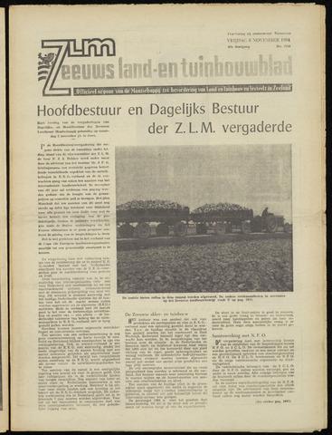 Zeeuwsch landbouwblad ... ZLM land- en tuinbouwblad 1964-11-06