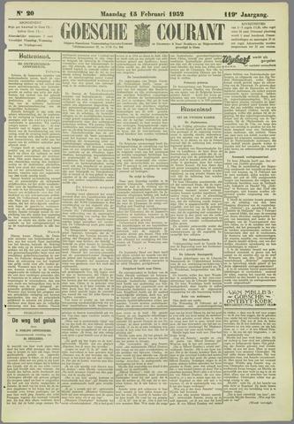 Goessche Courant 1932-02-15