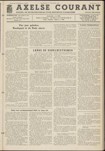 Axelsche Courant 1960-10-22