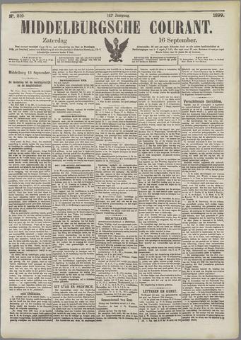 Middelburgsche Courant 1899-09-16