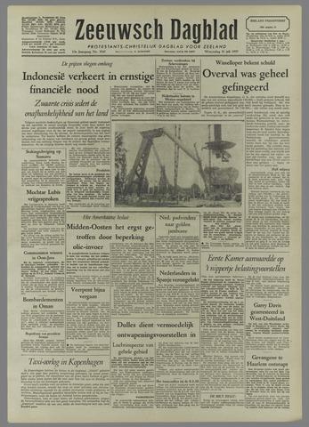 Zeeuwsch Dagblad 1957-07-31