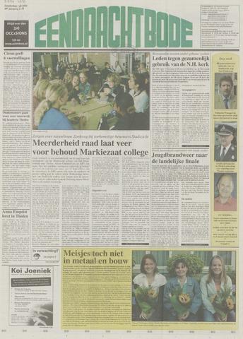 Eendrachtbode (1945-heden)/Mededeelingenblad voor het eiland Tholen (1944/45) 2004-07-01