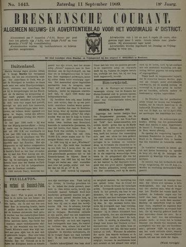 Breskensche Courant 1909-09-11