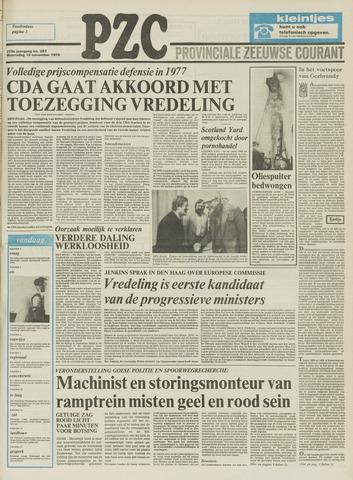 Provinciale Zeeuwse Courant 1976-11-10