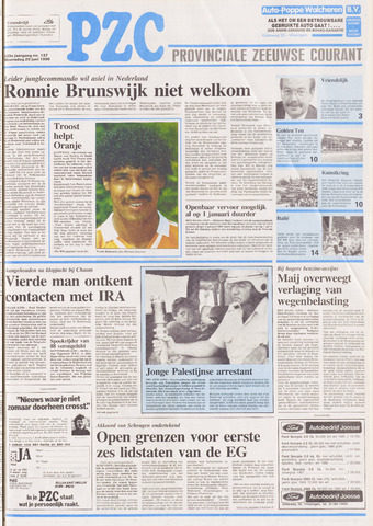 Provinciale Zeeuwse Courant 1990-06-20