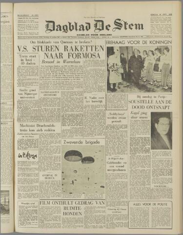de Stem 1958-09-16