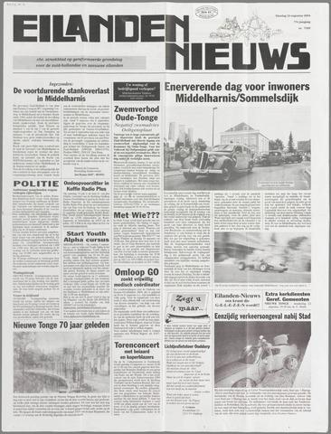 Eilanden-nieuws. Christelijk streekblad op gereformeerde grondslag 2004-08-10