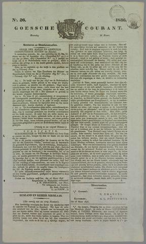 Goessche Courant 1836-03-28