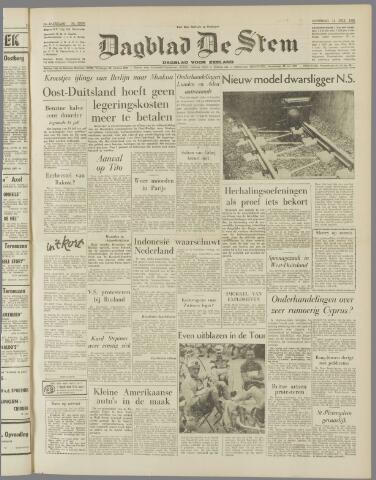 de Stem 1958-07-12