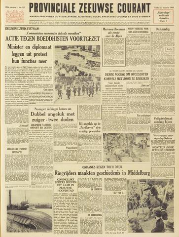 Provinciale Zeeuwse Courant 1963-08-23