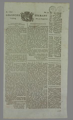 Goessche Courant 1827-08-31