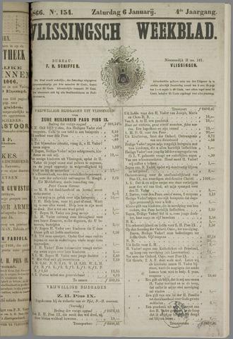 Vlissings Weekblad 1866