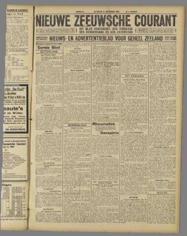 Nieuwe Zeeuwsche Courant 1925-09-19